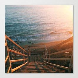 El Matador State Beach Canvas Print