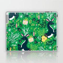Festive Deer Laptop & iPad Skin
