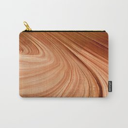 Sandstone Swirl Carry-All Pouch