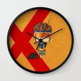 Chibi Cyclops Wall Clock
