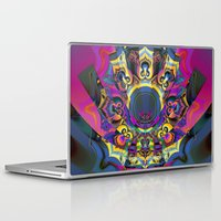 booty Laptop & iPad Skins featuring Draggin Booty by Jim Pavelle
