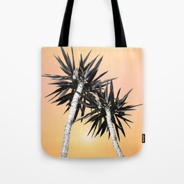 Cali Summer Vibes Palm Trees #2 #tropical #decor #art #society6 Tote Bag