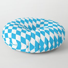 German Bavarian Pattern Oktoberfst Floor Pillow