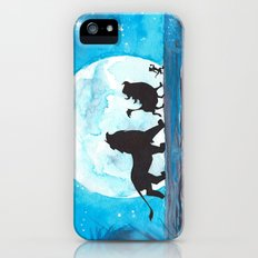 The Lion King Stencil iPhone (5, 5s) Slim Case