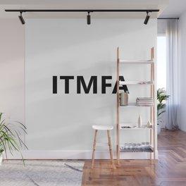 ITMFA Wall Mural
