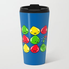 It's All Fun and Games, Until... Metal Travel Mug