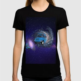 The good old days where the school went on a trip T-shirt