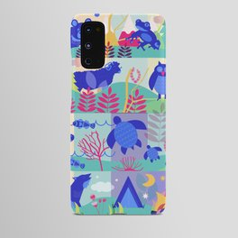 colorHIVE animals Android Case