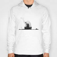 egypt Hoodies featuring Camel, Egypt by DLS Design