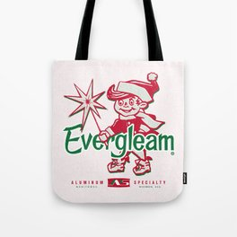 Frosty the Evergleam Elf Tote Bag