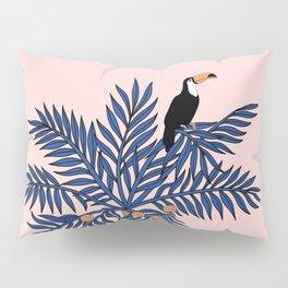 Pink mood Pillow Sham