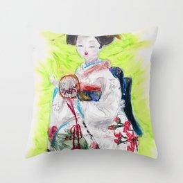 Kimono Throw Pillow