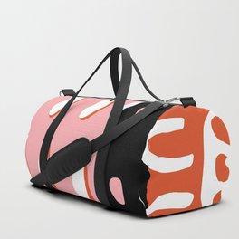 Abstract Drops Duffle Bag