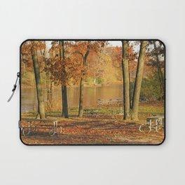 Autumn's End Laptop Sleeve
