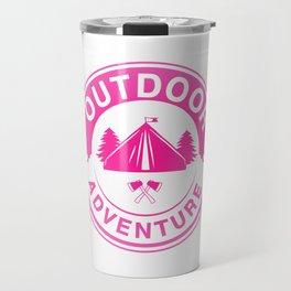 Outdoor Adventure 2 mag Travel Mug