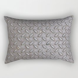 Metal steel cover Rectangular Pillow