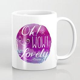Oh! Wow! Lovely Coffee Mug