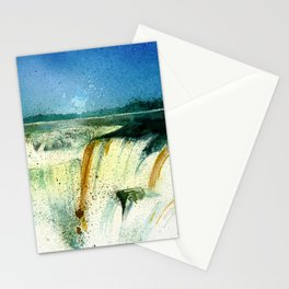 Waterfalls Stationery Cards