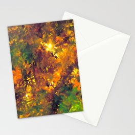 Abstract 98 Stationery Cards