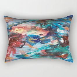 New Beggining Rectangular Pillow