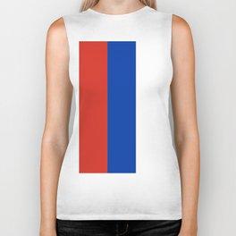 Flag of Russia Biker Tank