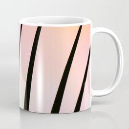 Aloe Vera Spear Silhouettes Coffee Mug