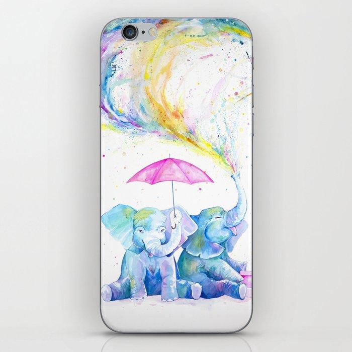 Mischief iPhone Skin
