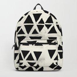 Tribal Geometric Backpack