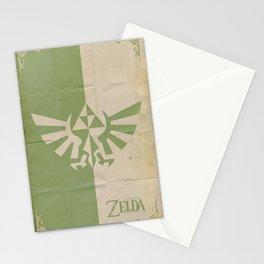 Legend of Zelda: Triforce Stationery Cards