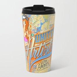 United Artists Poster 2 Travel Mug