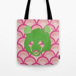 PANDA WAVES Tote Bag
