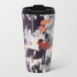 Abstract Flow Travel Mug