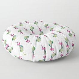 Radish Floor Pillow