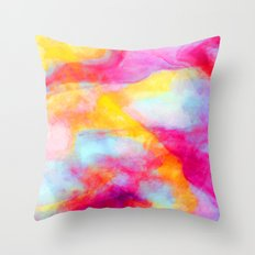 Drift 1 Throw Pillow