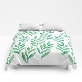 Wanderlust Nature is Calling - Green Palette Comforters
