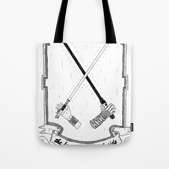 The Force! Tote Bag