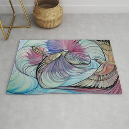 The Disambiguation of a Flutter Rug
