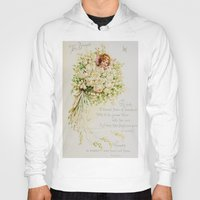 wedding Hoodies featuring Wedding Bells by Lucia