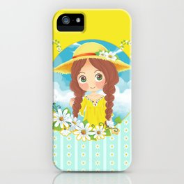 Lovely Summer iPhone Case