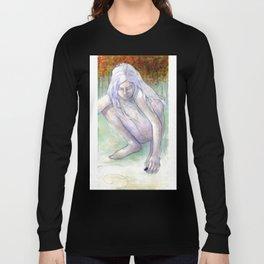 Spiral Girl Long Sleeve T-shirt