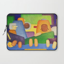 The Way There Laptop Sleeve