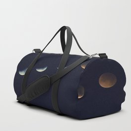 Moonlight Phases Duffle Bag