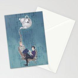 Johnlock Teatime Stationery Cards