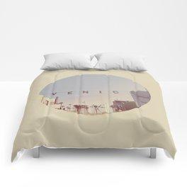 VENICE BEACH / cali vibe / los angeles / california summer Comforters