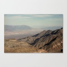 Death Valley Canvas Print