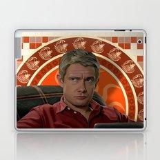 Living with Sherlock Holmes Laptop & iPad Skin
