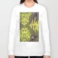 bees Long Sleeve T-shirts featuring Bees by Art of Phil Seifritz