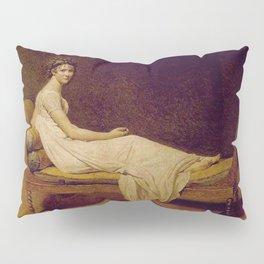 Madame Récamier Jacques Louis David Pillow Sham