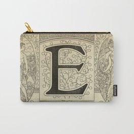 Art Nouveau E Carry-All Pouch