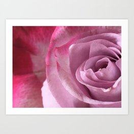 Pink Surrexerunt Art Print